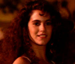Jami Gertz (blurry crap)